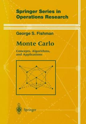 Monte Carlo: Concepts, Algorithms, and Applications