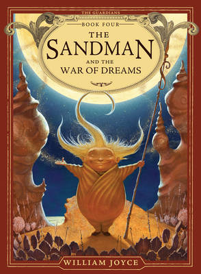 The Guardians #4: Sandman and the War of Dreams