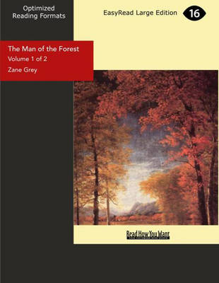 The Man of the Forest (2 Volume Set)