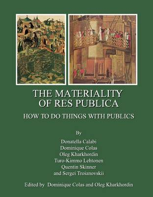 The Materiality of Res Publica: How to Do Things with Publics?