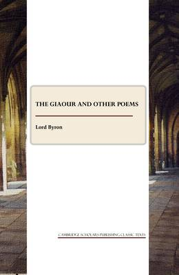 The Giaour and Other Poems