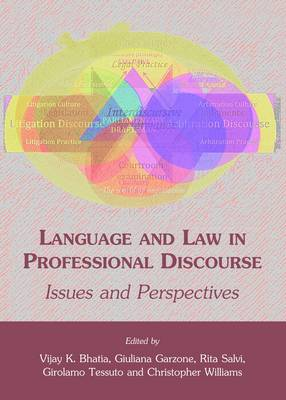 Language and Law in Professional Discourse: Issues and Perspectives