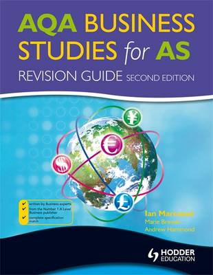 AQA Business Studies for AS: Revision Guide