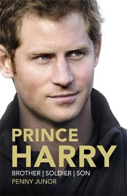Prince Harry: Brother. Soldier. Son. Husband.