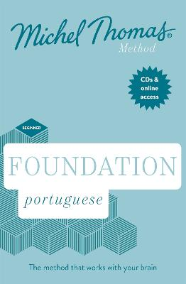 Portuguese with Michel Thomas method - Total Portuguese (8 CDs + review CD-ROM + 2 CDs vocabulary course)