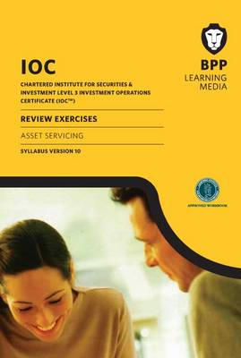 IOC Asset Servicing Review Exercises Syllabus Version10: Review Exercise