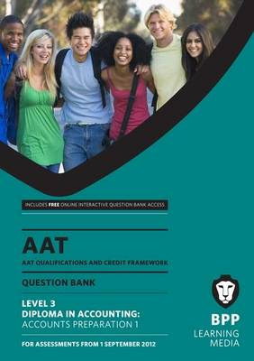 AAT - Accounts Preparation 1: Question Bank (L3)