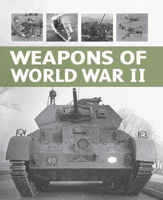 Military Pocket Guides - Weapons of WW2