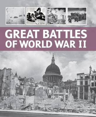 Military Pocket Guides - Great Battles of WW2