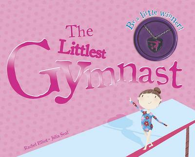 The Littlest Gymnast - Storybook and Charm