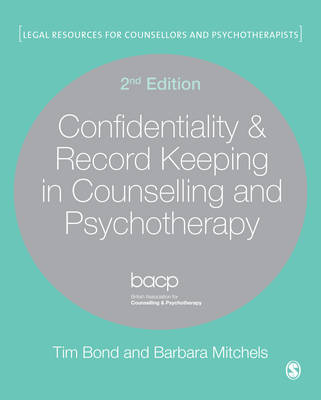 Confidentiality & Record Keeping in Counselling & Psychotherapy