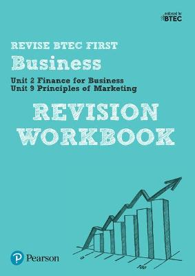 BTEC First in Business Revision Workbook