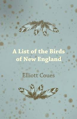 A List of the Birds of New England