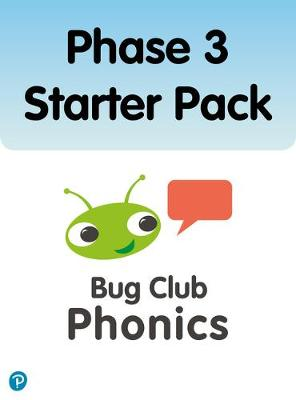 Phonics Bug Phase 3 Starter Pack