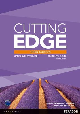 Cutting Edge 3rd Edition Upper Intermediate Students' Book and DVD Pack
