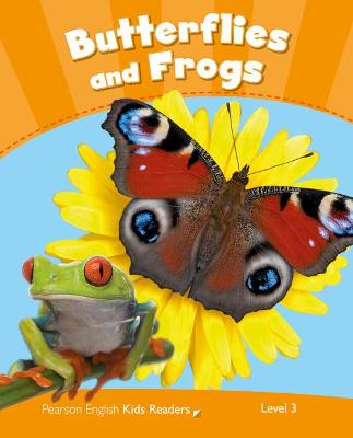 Level 3: Butterflies and Frogs CLIL AmE