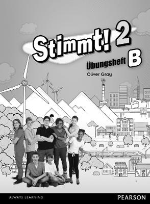 Stimmt! - Level 2 - workbook A (pack of 8)