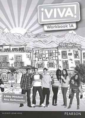 ¡Viva! - Level 1 - Workbook A (pack of 8 )