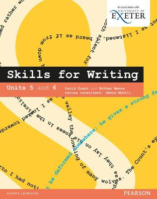 Skills for Writing Student Book Units 5-6