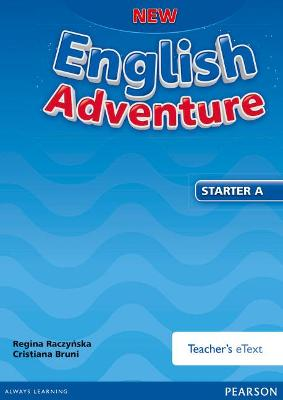 New English Adventure GL Starter A Teacher's eText