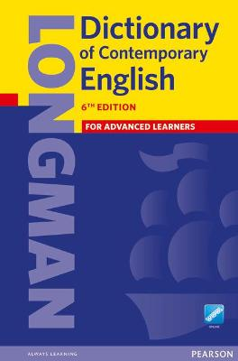 Longman Dictionary of Contemporary English 6 Arab World Paper and online