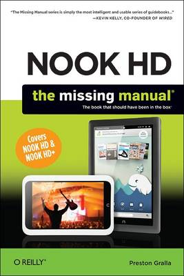 NOOK HD The Missing Manual