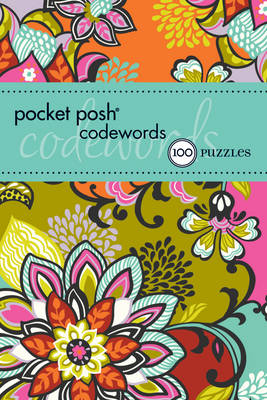 Pocket Posh Codewords 3: 100 Puzzles