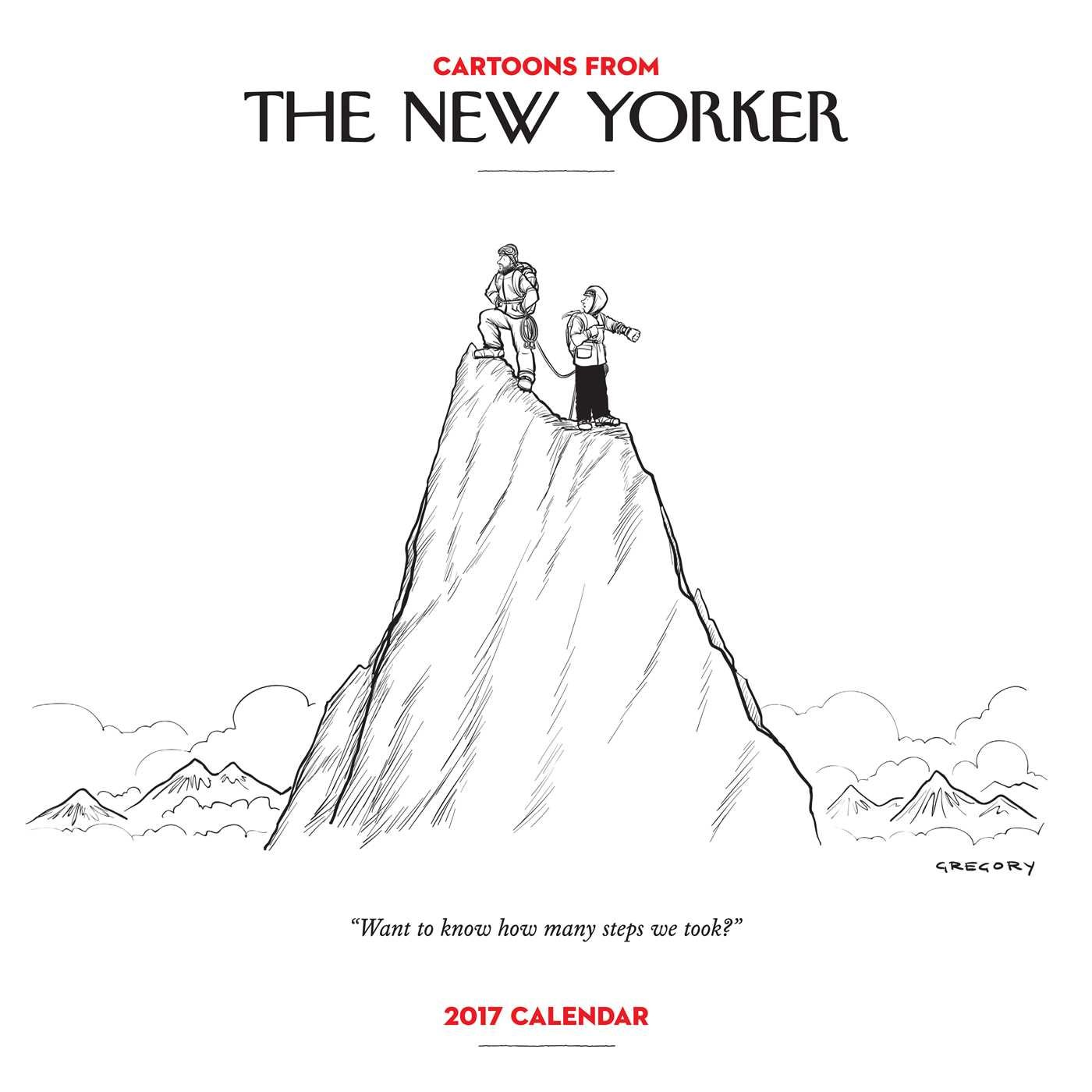 Cartoons from the New Yorker Wall...