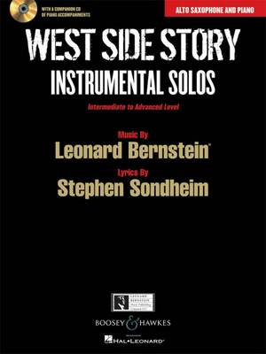 West Side Story: Instrumental Solos: Alto Saxophone and Piano