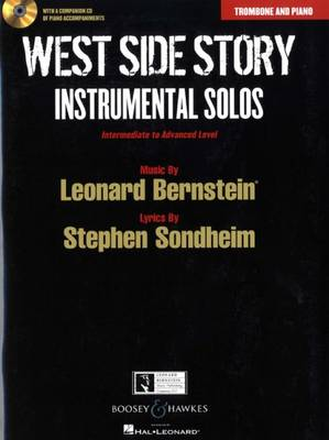 West Side Story: Instrumental Solos: Trombone and Piano