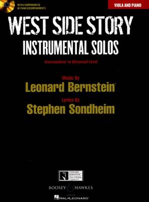 West Side Story: Instrumental Solos: Viola and Piano