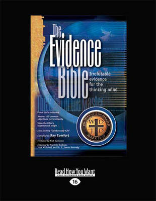 Evidence Bible Complete (2 Volume Set)