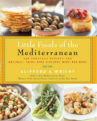 Little Foods of the Mediterranean (2 Volume Set)
