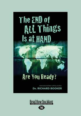 The End of All Things is at Hand: Are Your Ready?