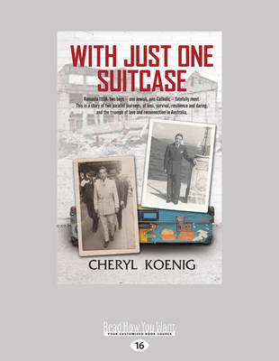 With Just One Suitcase