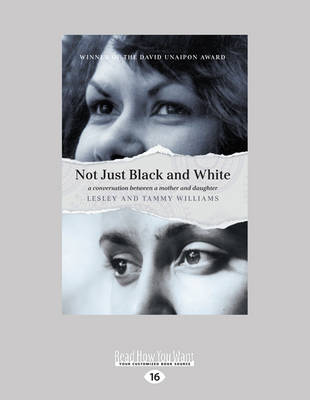 Not Just Black and White: A Conversation between A Mother and Daughter