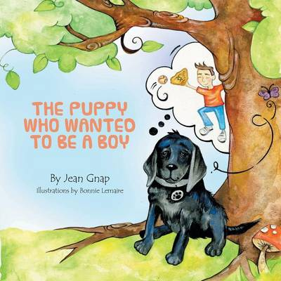 The Puppy Who Wanted to Be a Boy