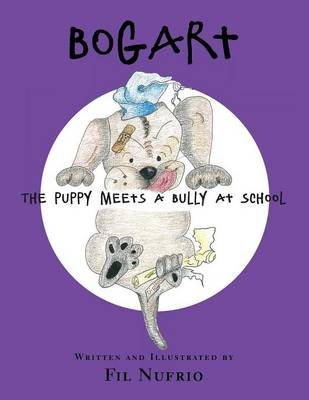 Bogart the Puppy Meets a Bully at School