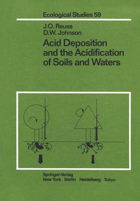 Acid Deposition and the Acidification of Soils and Waters