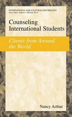 Counseling International Students: Clients from Around the World