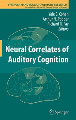 Neural Correlates of Auditory Cognition