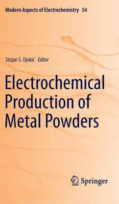 Electrochemical Production of Metal Powders