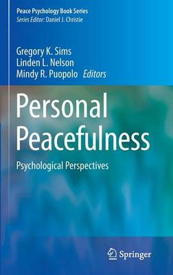 Personal Peacefulness: Psychological Perspectives
