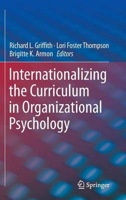 Internationalizing the Curriculum in Organizational Psychology