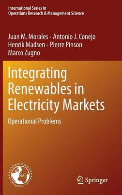 Integrating Renewables in Electricity Markets: Operational Problems