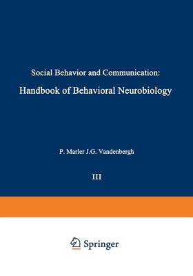 Social Behavior and Communication