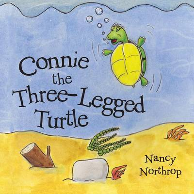 Connie the Three-Legged Turtle