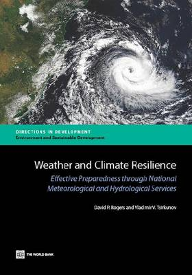 Weather and Climate Resilience: Effective Preparedness Through National Meteorological and Hydrological Services