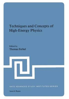 Techniques and Concepts of High-Energy Physics