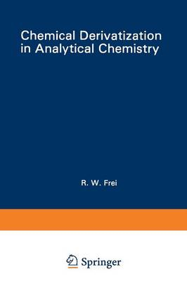 Chemical Derivatization in Analytical Chemistry: Separation and Continuous Flow Techniques